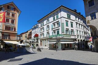 Wilden Mann Luzern Romantik Hotel