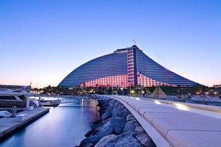 The Jumeirah Beach Hotel